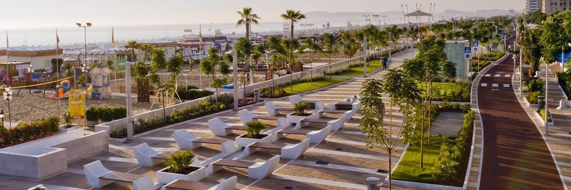 Hotel Mon Pays In Riccione Near The Sea In The City Center Hotel